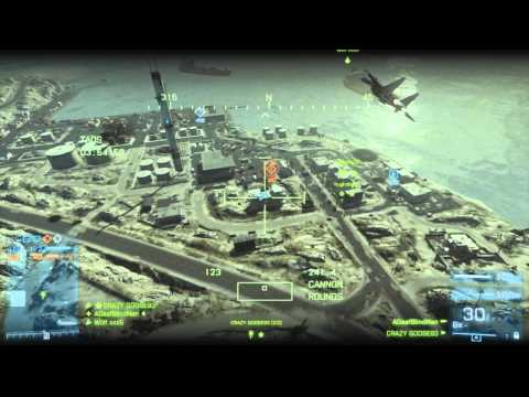 Battlefield 3: Kharg Island: Vehicle Montage