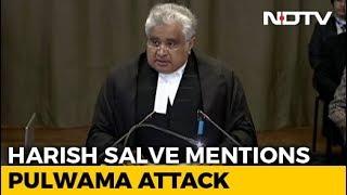 India Cites Pulwama At UN Court, Says Pak Using Kulbhushan Jadhav As Pawn - NDTV