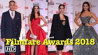 Filmfare Awards 2018 | From Akshay Kumar to Manushi Chillar - IANSLIVE