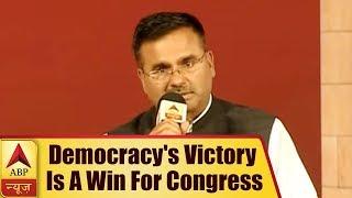Kaun Jitega 2019 Full (19.05.2018) : Democracy's victory is a win for Congress, says Alok - ABPNEWSTV