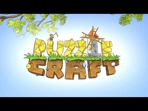 Trailer gry Puzzle Craft stworzony przez Ars Thanea