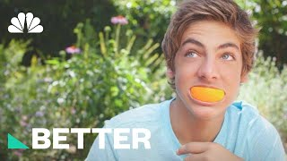 How To Whiten Your Teeth With Orange Peels And 3 Other Hacks | Better | NBC News - NBCNEWS