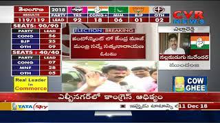 మోడీ , రాహుల్  కేసీఆర్ ని  ఏమి చేయలేరు | TRS Leader Talasani Srinivas Yadav on Telangana Results - CVRNEWSOFFICIAL
