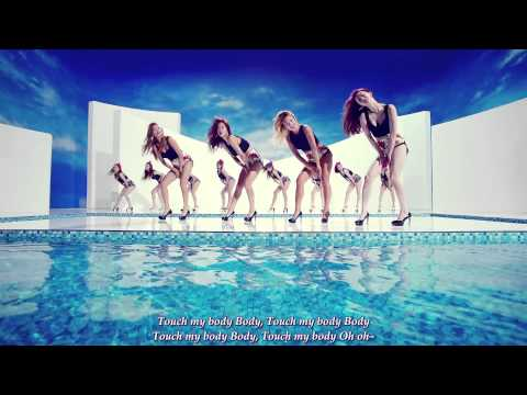 [MGL Sub] SISTAR-Touch my body