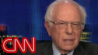 Trump's Saudi defense leaves Sanders stunned - CNN