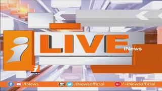 CM Chandrababu Speech | After Releases Water From Prakasam Barrage To Krishna Delta | iNews - INEWS