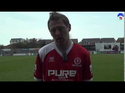 WingsTV Jamie Day after Salisbury City V Welling United