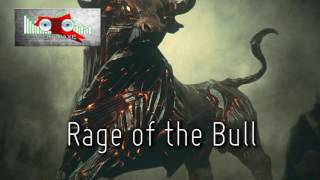 Royalty Free :Rage of the Bull