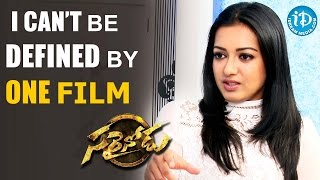 I Don't Liked To Be Defined By One Film - Catherine Tresa    Talking Movies with iDream - IDREAMMOVIES