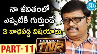 Music Director Koti Exclusive Interview Part #11 | Frankly With TNR | Talking Movies with iDream - IDREAMMOVIES
