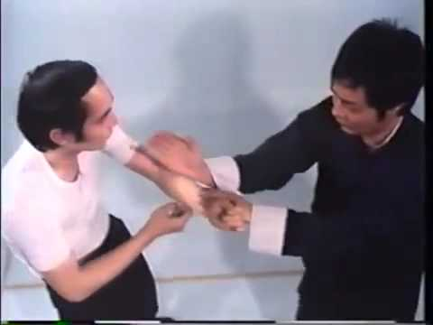 Wing Chun Basic Techniques part 1 Винь-Чунь, Базовое обучение , часть 1