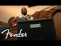 Fender® presents the new Bronco™ 40 Bass Amplifier