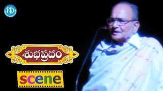Subhapradam Movie Scenes - Arun Teasing Ananth || Manjari Phadnis || Allari Naresh - IDREAMMOVIES