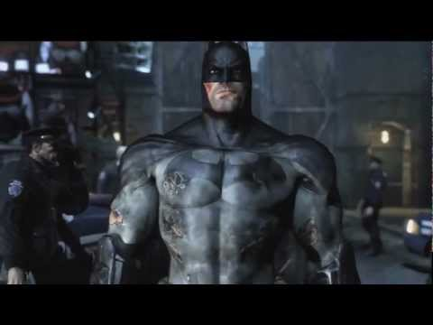 Batman Arkham City Ending - Joker's Death