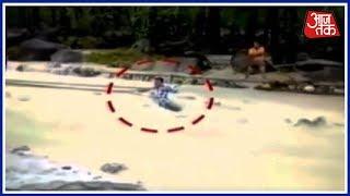 Punjab में 72 घंटे का अलर्ट बढ़ाया गया, Himachal में फसे पर्यटक | देश तक - AAJTAKTV