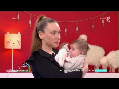 Comment calmer les pleurs de bébé ? La Maison des Maternelles
