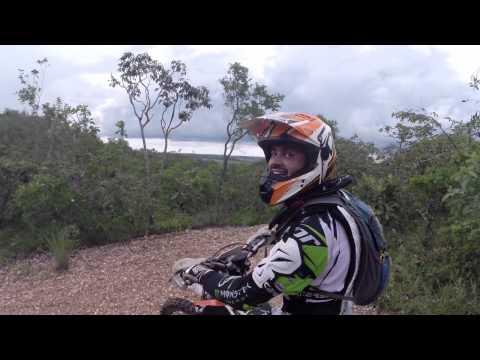 Equipe calango - Trilha de Moto - Serra da Areia 17/12/13