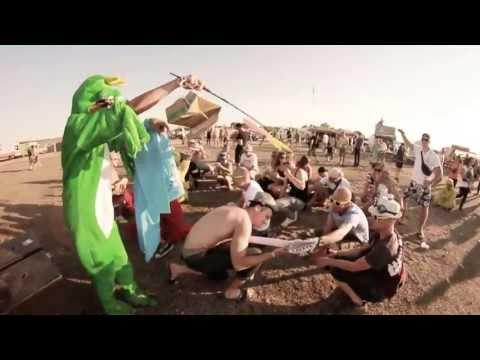 Video screenshot Frazy Party auf dem Sputnik Springbreak 2013