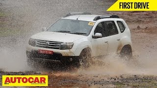 2014 Renault Duster All Wheel Drive | First Drive Video Review