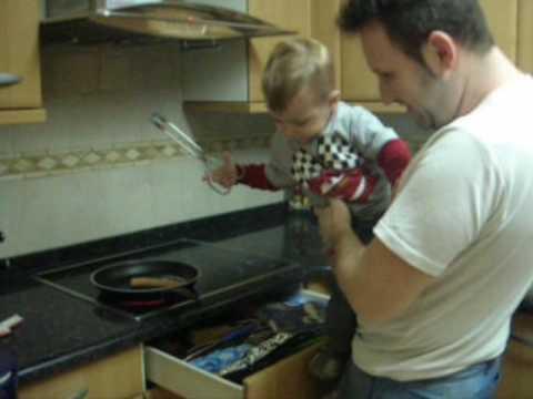 Самый маленький кулинар