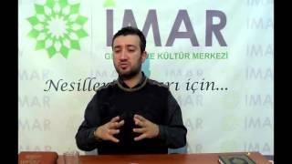 Yasin KARATAŞ-Riyâzu's-Sâlihîn II (İmar Gençlik Merkezi)