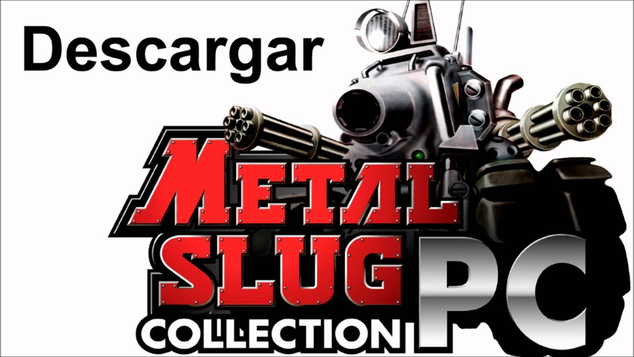 descargar metal slug anthology para pc 1 link