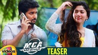 MCA Movie TEASER | Nani | Sai Pallavi | Bhumika | DSP | Middle Class Abbayi Movie | MCA Trailer - MANGOVIDEOS
