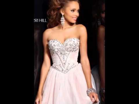 fustana Sherri Hill 2014