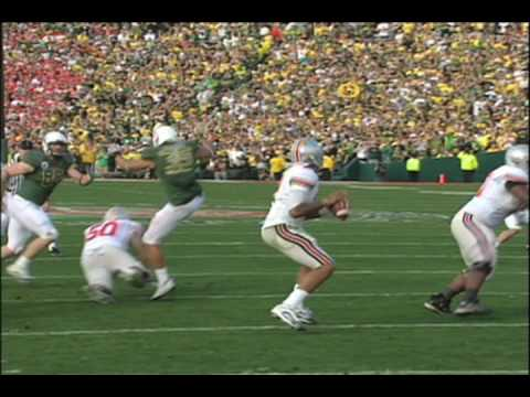 2010 Rose Bowl Highlights Oregon vs. Ohio State