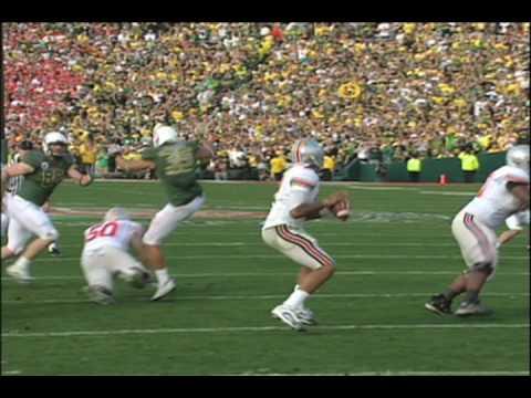 2010 Rose Bowl Highlights Oregon vs. Ohio State