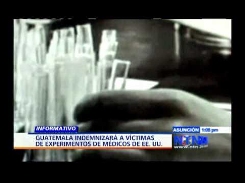 Presidente de Guatemala indemnizará a víctimas de experimentos con enfermedades venéreas