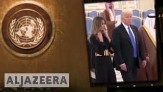 🇺🇸 Trump first year: Turbulent foreign policy - ALJAZEERAENGLISH