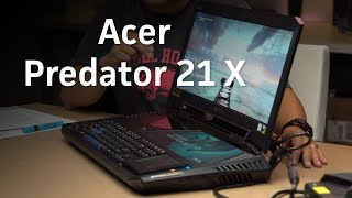 Acer Predator 21 X Review: The biggest, baddest gaming laptop we've ever seen - PCWORLDVIDEOS