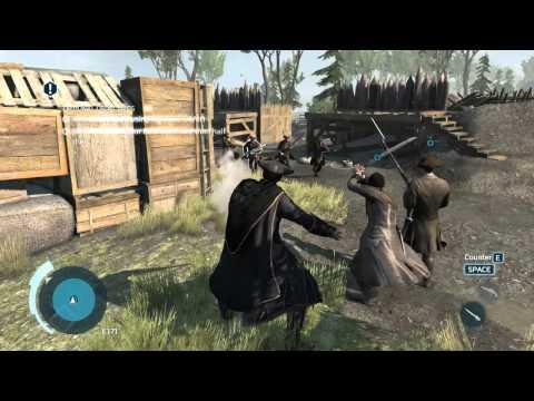 Girl vs. Assassin's Creed III - Ep.3: Jumping the Gun (Literally?)