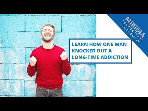 Overcoming Addiction with Auriculotherapy
