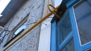 Обвязка 2х этажного  дома газовая