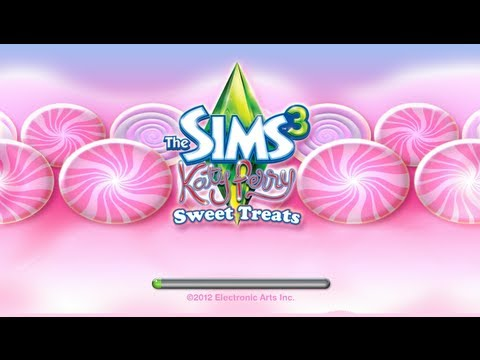 The Sims 3: Katy Perry's Sweet Treats Review w/ TheQuxxn