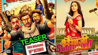 Sunny Deol-Preity Zinta 'Bhaiaji Superhit' TEASER out - BOLLYWOODCOUNTRY