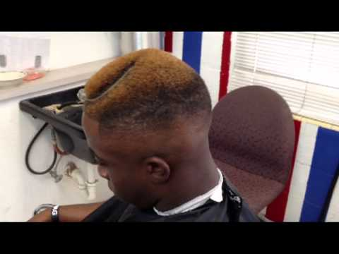 JUICE HAIRCUT BY TRAVIS THE BARBER STYLIST