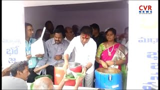 TRS Working President KTR Visits Rajanna Sircilla District| Inaugurates Development Works |CVR News - CVRNEWSOFFICIAL
