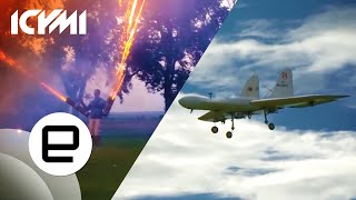 ICYMI: Firework autocannon, Sony drone, and manga noodle bots - ENGADGET