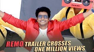 Remo trailer crosses one million views