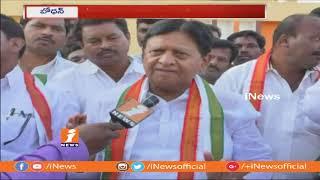 Mahakutami To Form Govt In Telangana | Congress Leader Sudershan Reddy Face To Face | iNews - INEWS