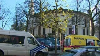 Brussels police say powder at mosque was flour - CNN