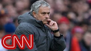 Jose Mourinho talks Manchester United, Match of Friendship - CNN