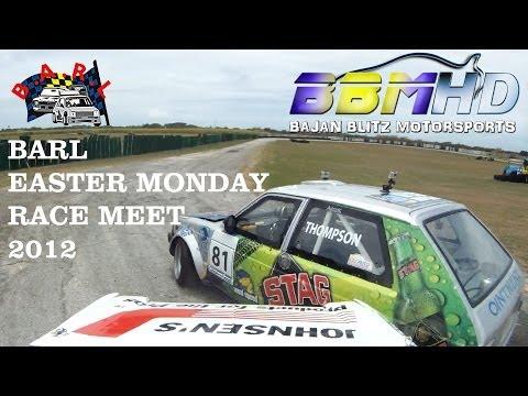 Bajan Blitz Motorsports - BARL Easter Monday Race Meet 2012