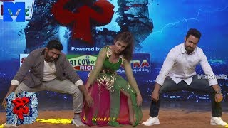 Jr NTR and Aqsa Khan Awesome Dance Performance Promo - DHEE 10 Grand Finale Promo - 18th July 2018 - MALLEMALATV