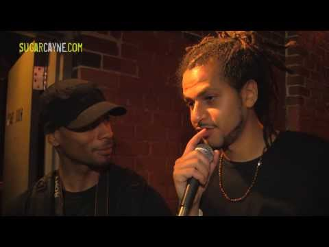 4th Pyramid Talks AC3 & Long Island MCs & Plays Hip-Hop Trivia