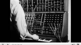 BBC Archive Tomorrow&#8217;s World Moog Synthesiser