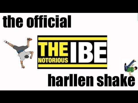 THE OFFICIAL IBE HARLEEN SHAKE